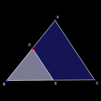 Simple Similar Triangles