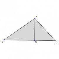 Example: Altitude of a Triangle
