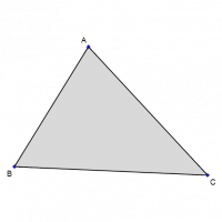 Example: Area of a Triangle