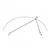 Example: Draggable Point on a Locus